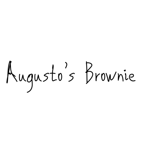 Augusto's Brownie